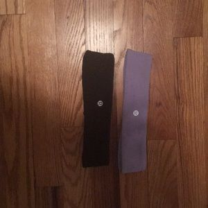 2 Lululemon Headbands